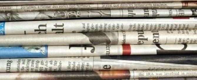 Quella spesa infinita per i giornali di partito