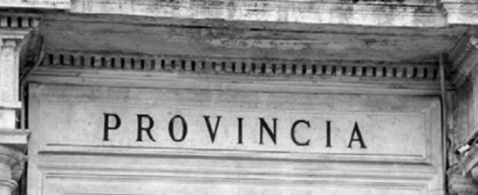 Province quasi abolite