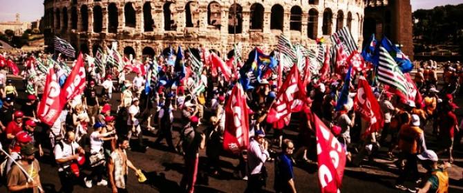 Il sindacato non c'è più?