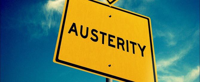 C'è poco da twittare: il virus è l'austerity e una delle medicine si chiama tagliadebito