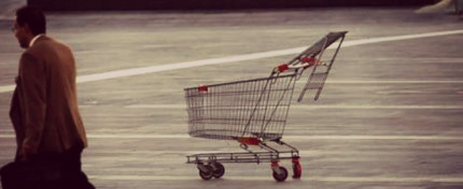 Il fallimento degli 80 euro: col bonus consumi in calo
