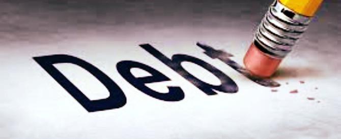 La doppia strada per ridurre il debito