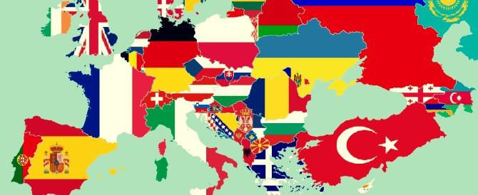 Cambio insostenibile con l'Europa ferma