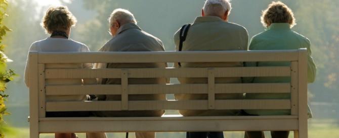 """La riforma delle pensioni che può  """"mandare a casa"""" Renzi"""