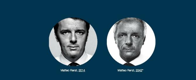 Pil: torneremo ai livelli del 2008 quando Renzi avrà 67 anni