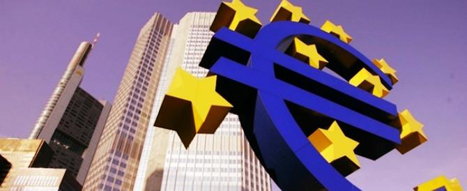Allarme Bce sui conti italiani