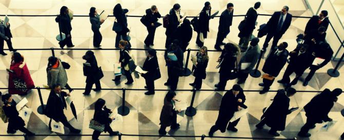 Il nostro mercato del lavoro è il meno efficiente d'Europa