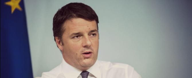 Il piccone di Renzi e la verità dei fatti