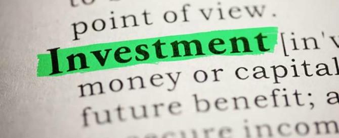Incentiviamo chi investe