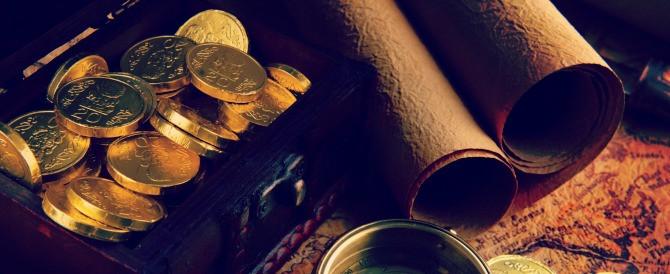 Scoperto il tesoro italiano
