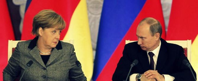 Quei tedeschi furbetti: affari coi russi in segreto