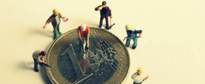 Più risparmi, ma la Crisi del credito non si allenta