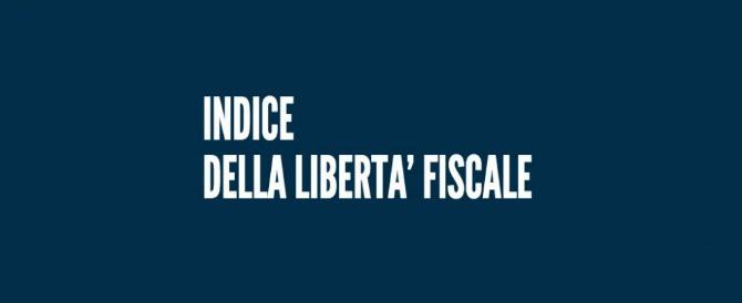 Indice della Libertà Fiscale 2015 – INFOGRAFICHE