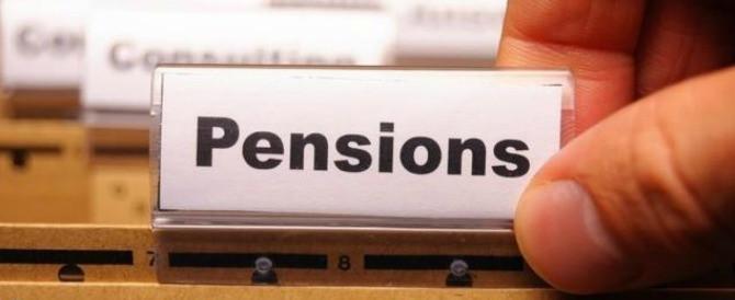 Le fabbriche delle pensioni