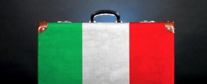 Dal 2008 al 2013 sono emigrati più di mezzo milione di italiani