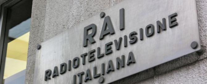 La Rai non cambia, l'Italia neppure