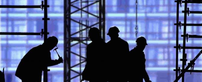 Il dossier ImpresaLavoro: dal 2008 si sono persi 656.911 posti