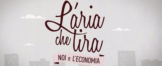 """Massimo Blasoni a """"L'Aria che Tira"""" – La7"""