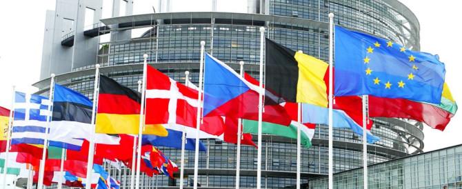 Unione Europea: in quindici anni Italia contribuente netto per 72 miliardi