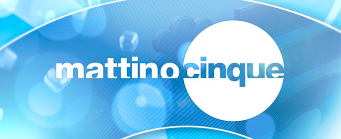 Massimo Blasoni a MattinoCinque – Canale 5