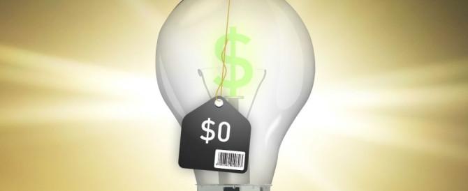 Bolletta energetica: costi per le famiglie cresciuti del 25,56% negli ultimi cinque anni