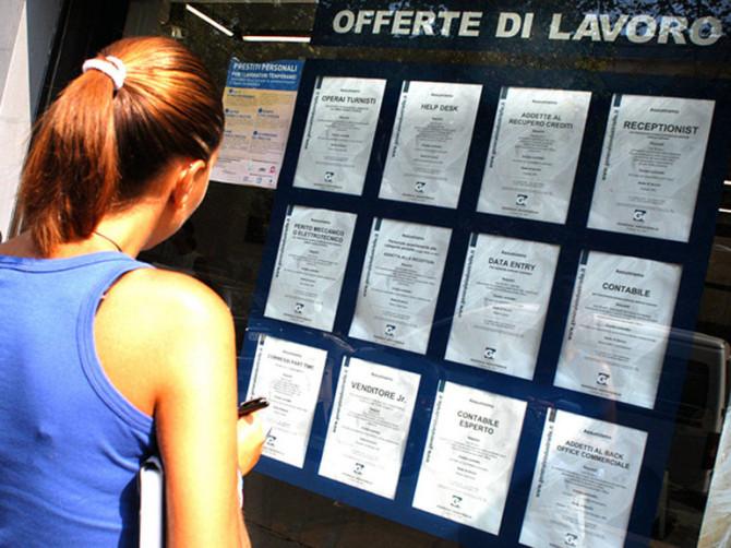 Efficienza del mercato del lavoro: Italia quart'ultima in Europa