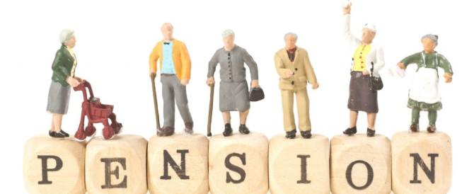 Pensioni: in Italia età effettiva è 62,1 anni, tra le più basse in Europa